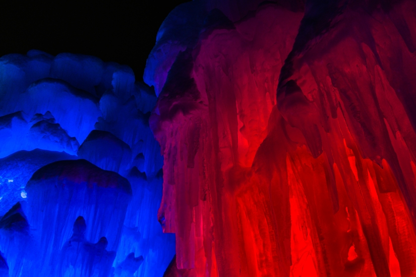 Ice Castles: Exclusive Access!